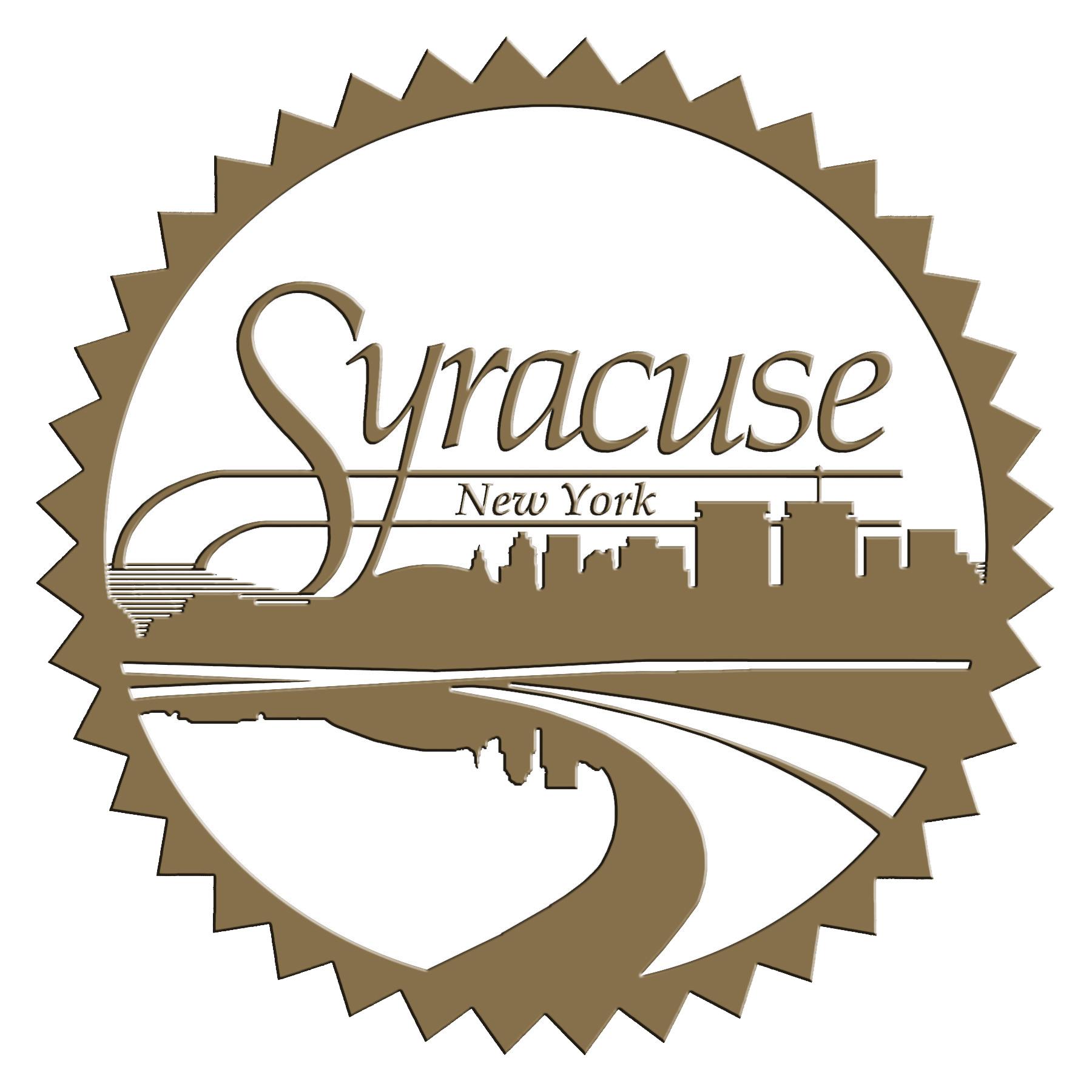 Syracuse Logo Gold