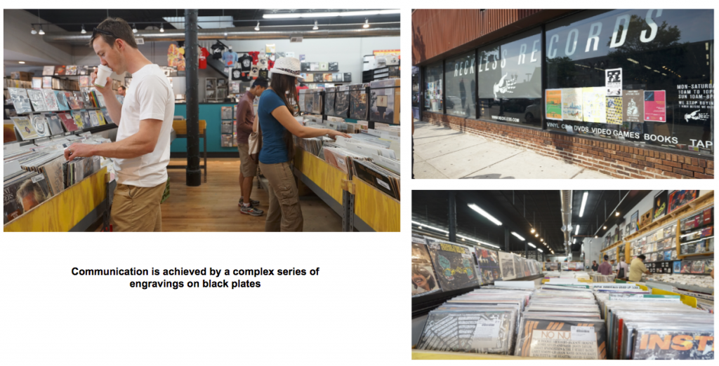 """Team KLo conducted a """"latitudinal study of hipster culture"""" in Wicker Park."""