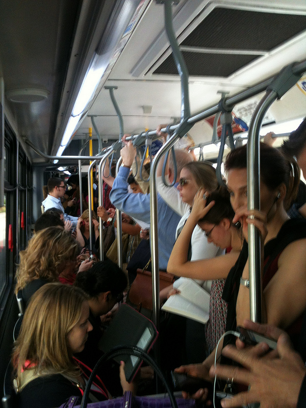 CTA: Why Bus Crowding Happens and How Data Can Help | Data