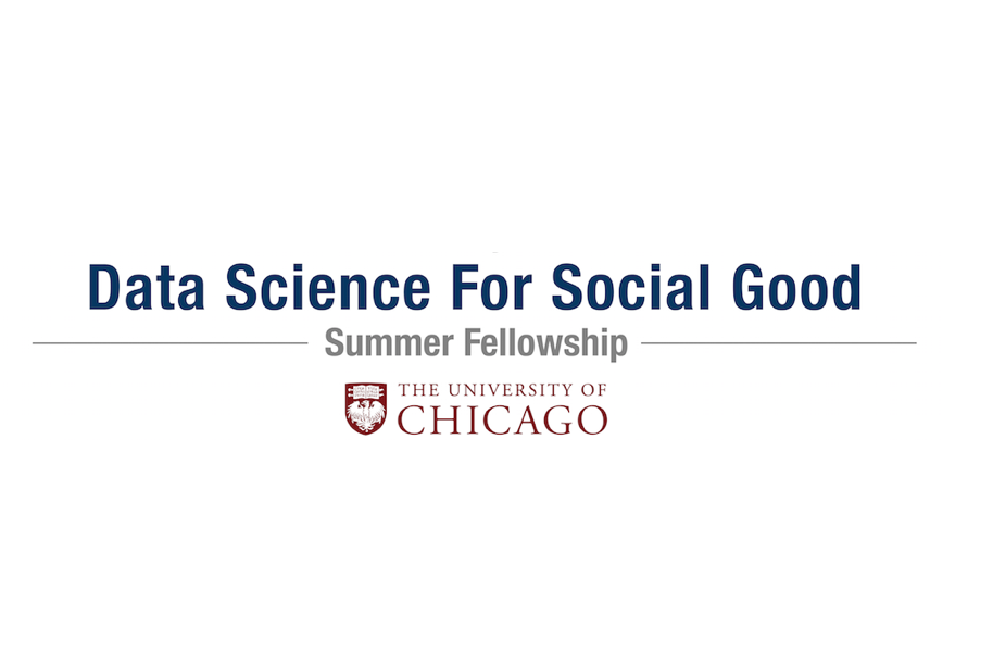 Data Science for Social Good Summer Fellowship Chicago