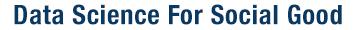 Data Science for Social Good Felllowship Logo
